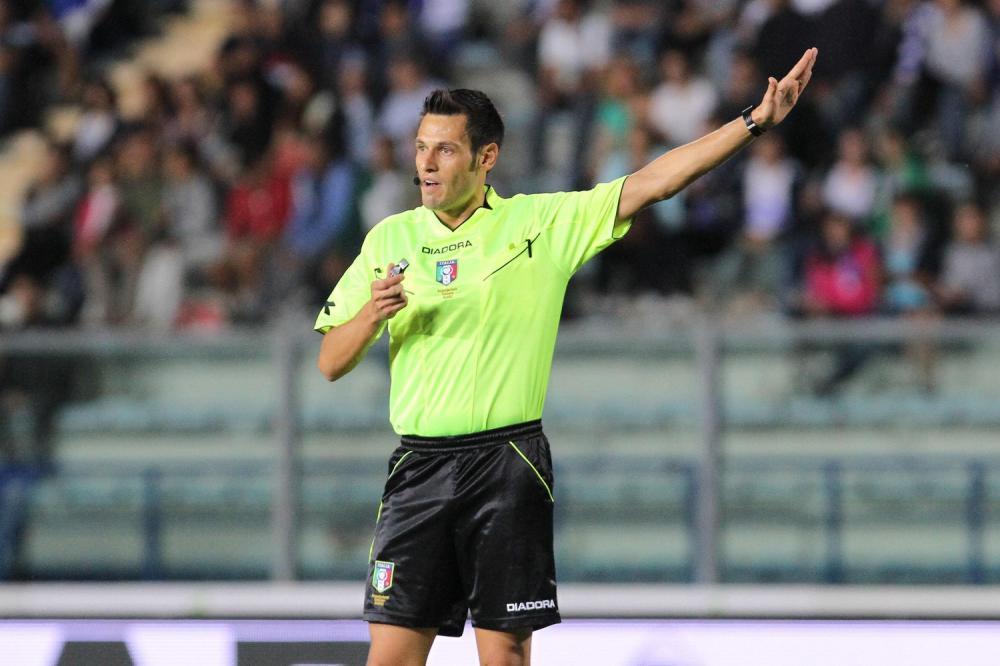 Udinese-Napoli, arbitra Mariani: quattro precedenti con gli azzurri, tutti favorevoli