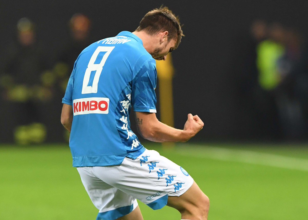 Genoa-Napoli 1-2: Fabian Ruiz è l'uomo della pioggia