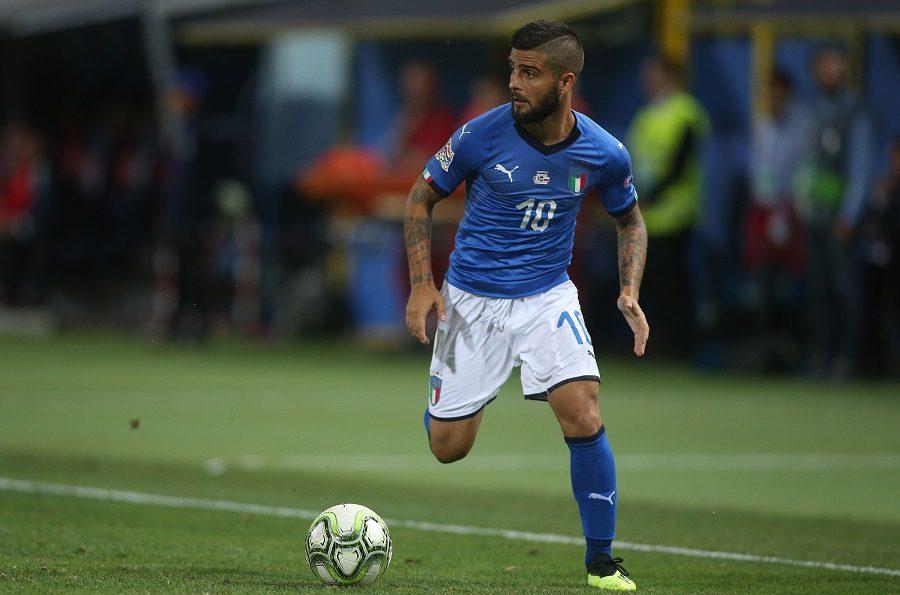 Italia-Portogallo, le pagelle di Insigne: sufficienza senza gol