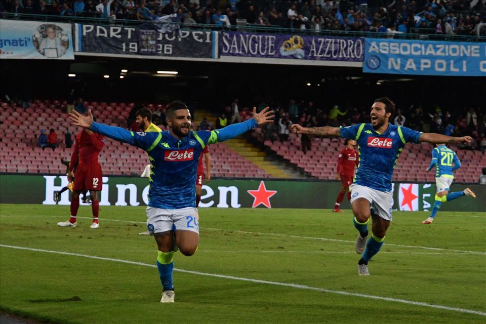 Qualificazione Champions: il Napoli deve fare gli stessi punti del Psg negli scontri diretti