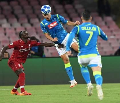 Mattino: Napoli Liverpool in cifre. La Premier è un altro mo