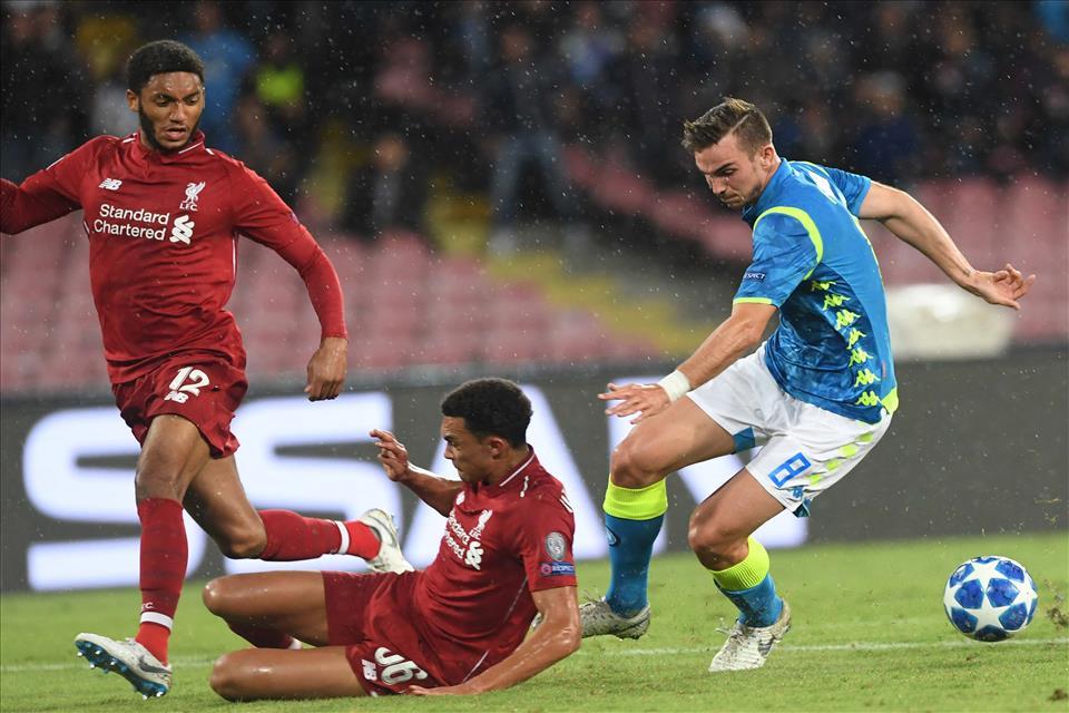 Liverpool-Napoli è iniziata. E va affrontata senza paura