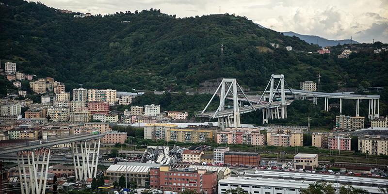 Ponte Morandi. Ancora silenzi davanti ai pm. A fare scena muta, stavolta, un dirigente del Mit