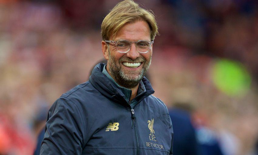 Klopp: «Non ricordo l'ultima volta in cui il Liverpool non ha tirato in porta»