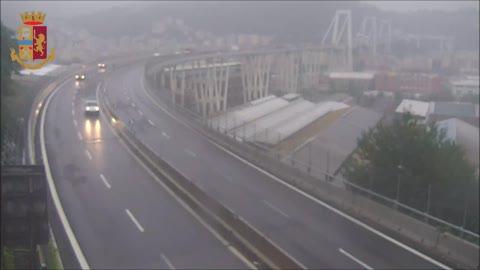Ponte Morandi, i video che non ci sono e le telecamere sparite dal sito di Autostrade