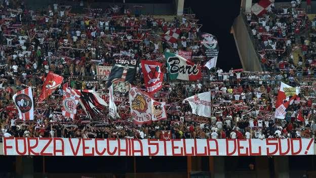 Bari-Palmese 1-0, biancorossi in fuga a +6 sulla Turris