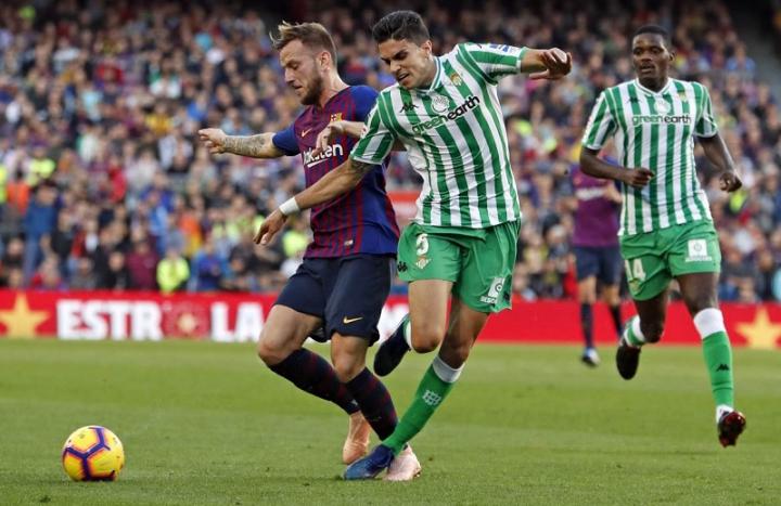 Barcellona-Betis 3-4, Camp Nou violato in Liga dopo due anni