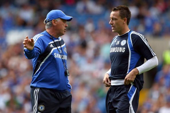 John Terry: «Ancelotti sa gestire gli uomini e sa adattarsi»