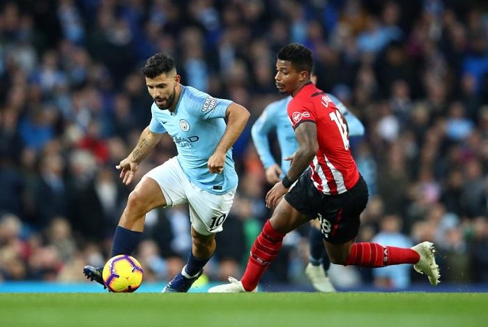 Manchester City-Southampton 6-1, solo in testa alla Premier