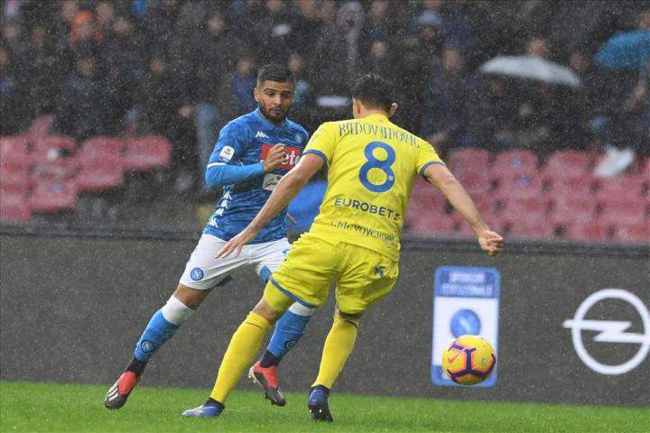 Il Napoli è andato a sbattere sul Chievo senza cambiare nulla