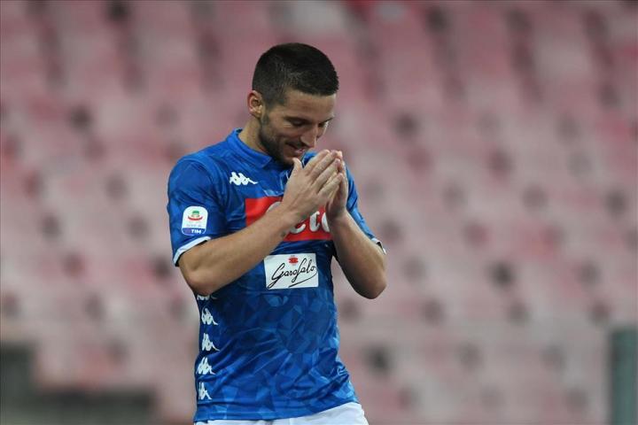 Il Napoli senza gol al San Paolo dopo 22 partite