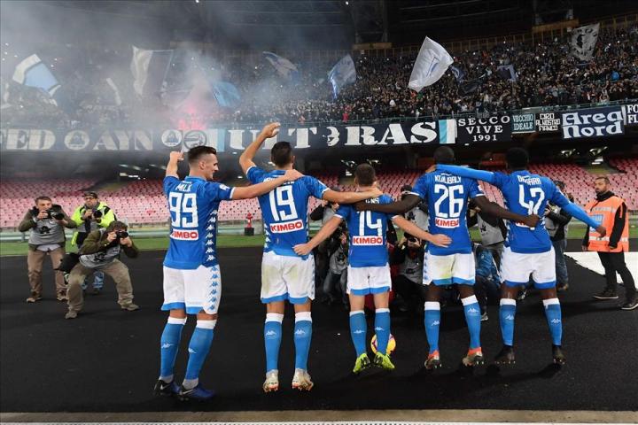 Gazzetta: «Il Napoli ha fatto vedere come si fa prima della Champions League»