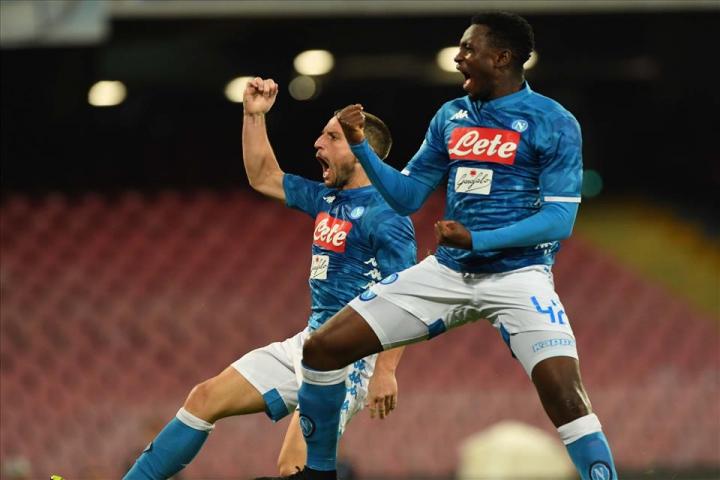 Napoli-Empoli non è stata la miglior partita degli azzurri, solo che 5-1 resta 5-1