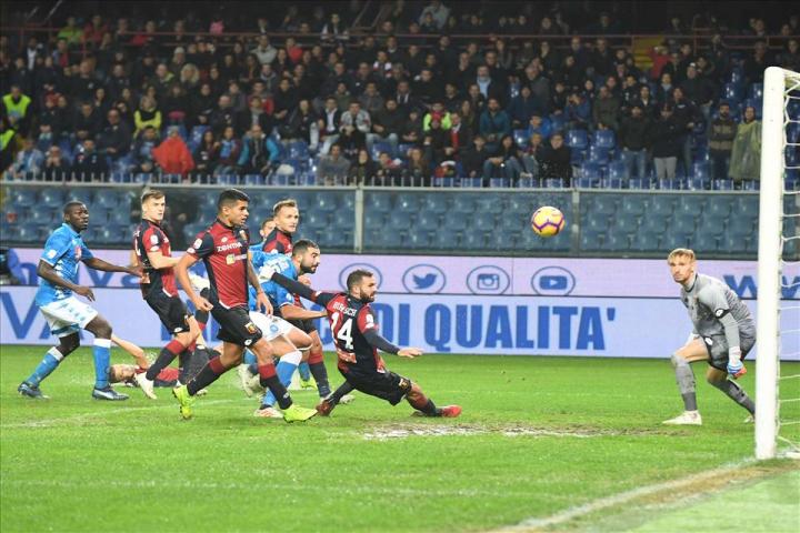 Perché il Napoli ha segnato un solo gol su palla inattiva