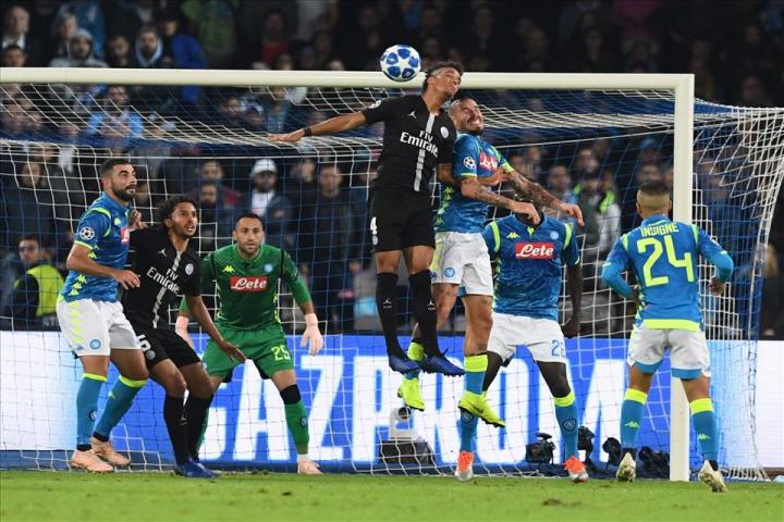 Gazzetta: «Il Napoli ha giocato alla pari del Psg»