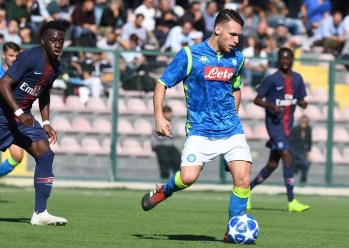 Youth League: disfatta azzurra, Napoli-Psg 2-5