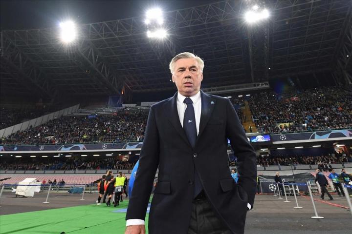Ancelotti: «Ruiz un grande, grande centrocampista moderno»