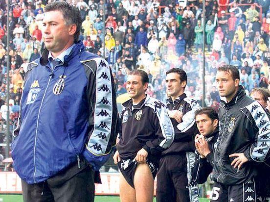 Ancelotti da Perugia a Genova, non tutte le piogge sono uguali