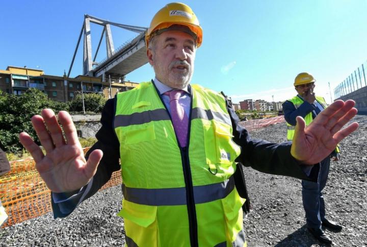 Ponte Morandi: entro Natale al via la demolizione