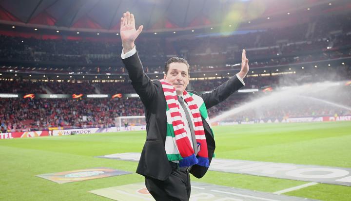 Futre: «Ammiro lo stile di Ancelotti, è un grande tecnico»