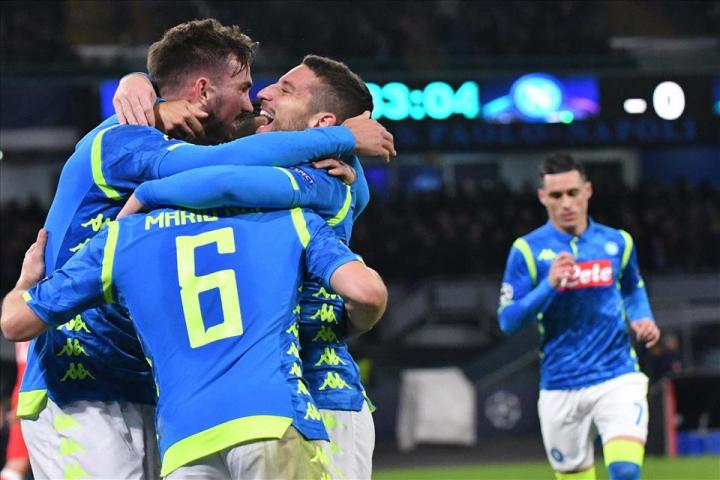 Tra la Juventus e la Champions, il Napoli non è più Calimero