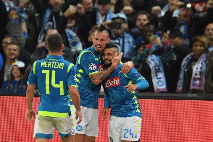 L'attacco del Napoli ha numeri da primato (ma un solo gol su calci da fermo)