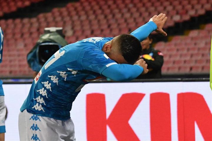 Napoli unica squadra imbattuta nel girone della morte