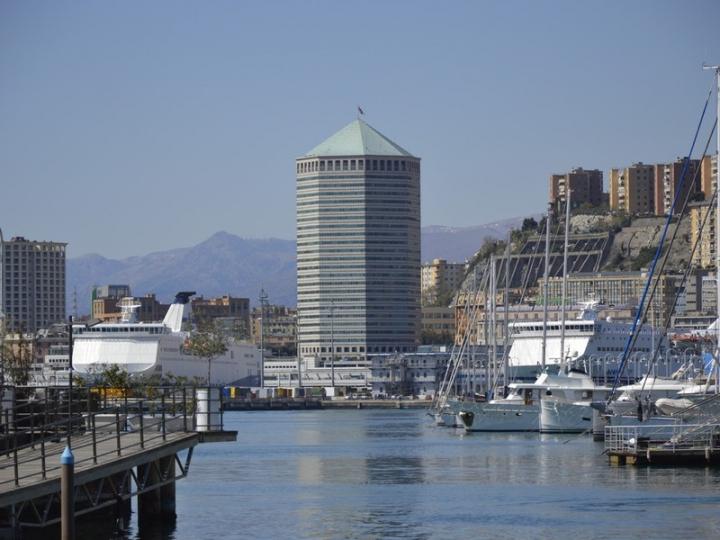 Calatrava e Renzo Piano nei progetti del nuovo Ponte Morandi