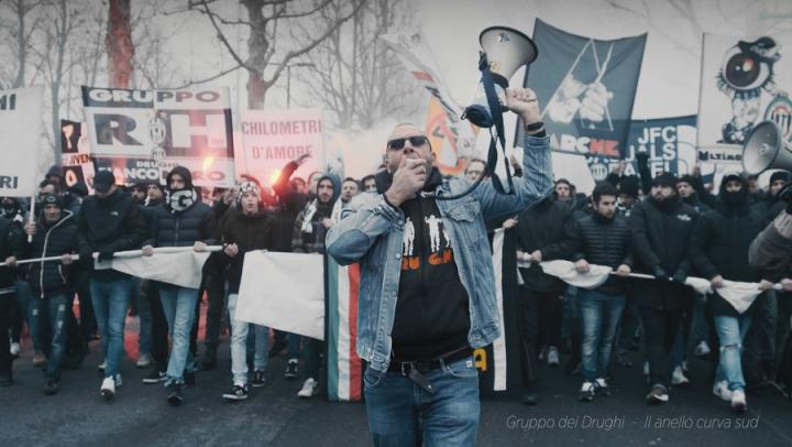 """Un film sugli ultrà della Juve: """"Non è razzismo, sono sfottò"""""""