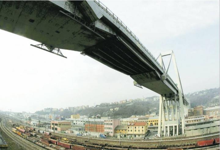 Genova: i sospetti sui lavori al Morandi la notte prima del crollo