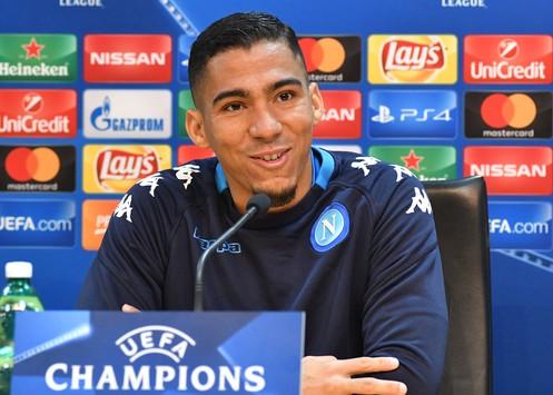 Allan: «Vogliamo rifarci subito dopo Napoli-Chievo»