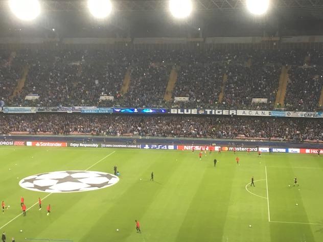Napoli, gli abbonati salgono a 11.500 e c'è fiducia per Sampdoria e Liverpool