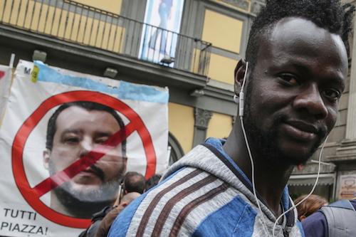 Da Salvini ad Ancelotti, il 2018 di Napoli nelle foto di KontroLab