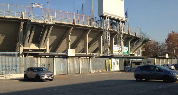 L'Atalanta sulla foto della spazzatura allo stadio: «È un fake»