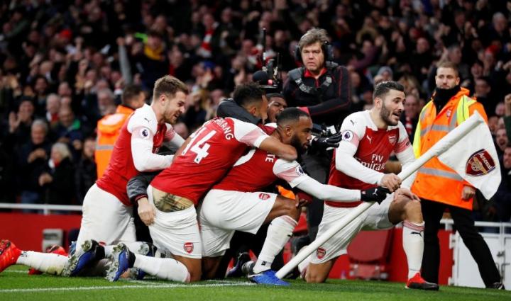 Show all'Emirates, l'Arsenal stende il Tottenham 4-2