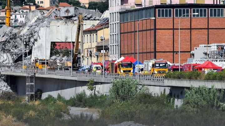Ponte Morandi / I tre indagati del Mit ancora da interrogare