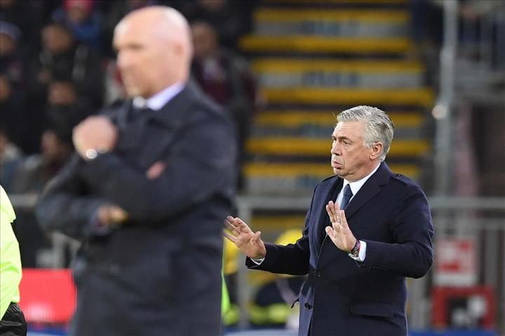 Ancelotti ha reso trasformista il Napoli