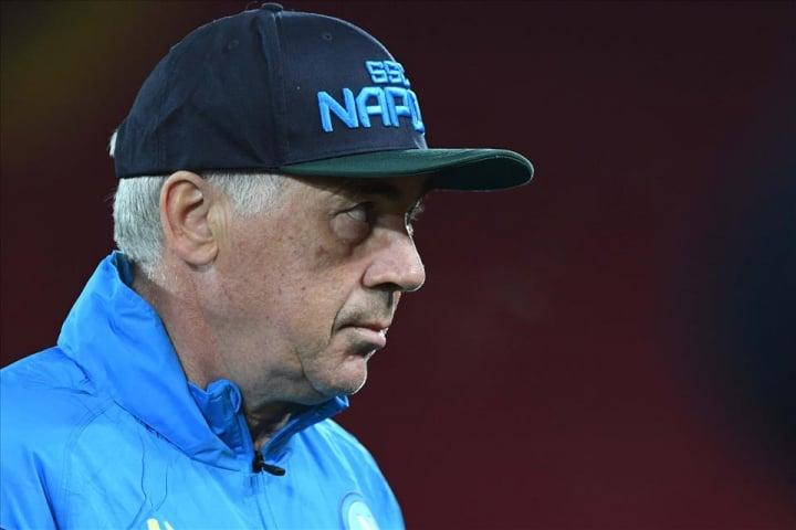 Ancelotti: «La Uefa ha detto che eravamo nel giusto. Sorpreso da Nicchi e Gravina su Mazzoleni»