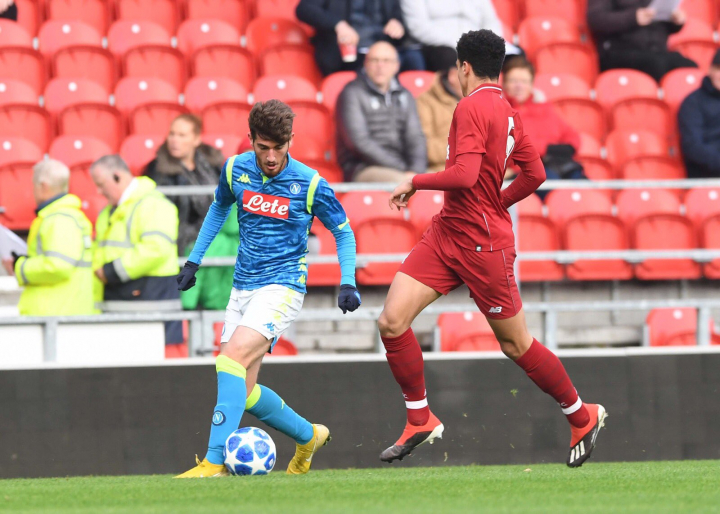 Youth League: Liverpool-Napoli 5-0