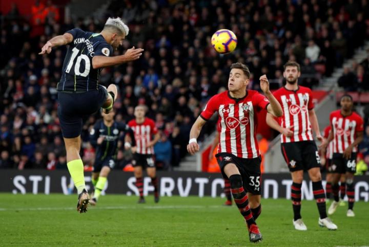 Risorge il Manchester City, Southampton battuto 3-1