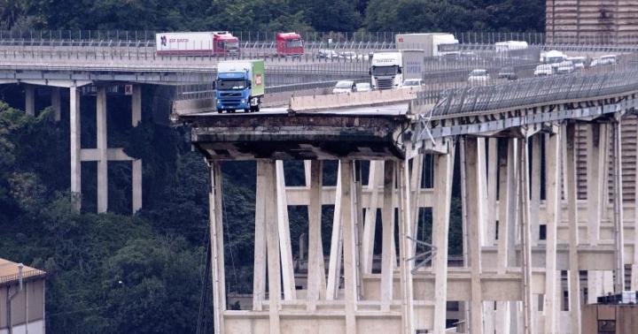 Ponte Morandi / Autostrade denuncia i cronisti per violazione del segreto istruttorio