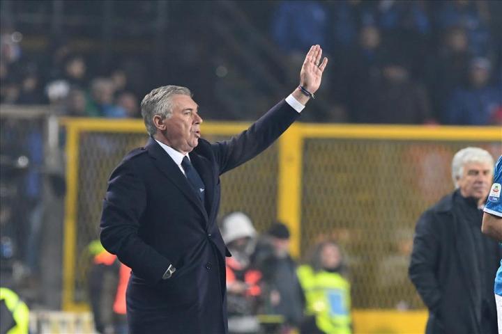 Il Corriere della Sera: il Napoli vince con la classe di Ancelotti