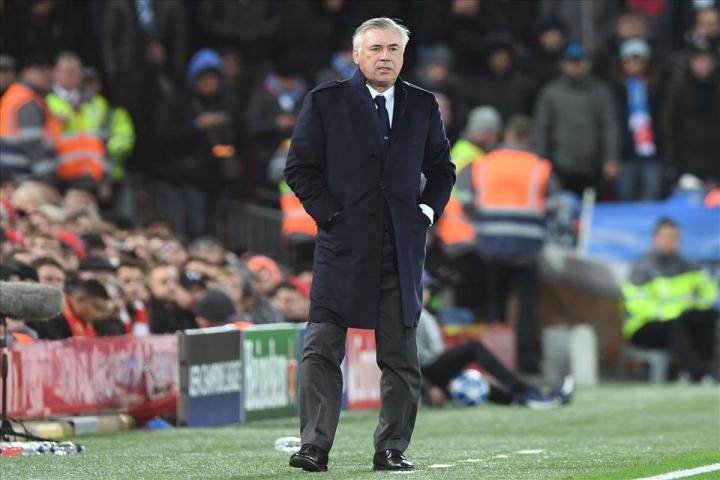 Champions, Ancelotti eliminato ai gironi dopo 18 anni