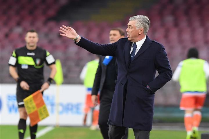 Ancelotti: «Non giudico la partita della mia squadra dal risultato»