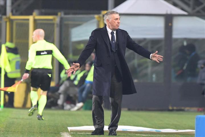 Ancelotti: «Koulibaly ha sbagliato, ma la prossima volta ci fermeremo per razzismo»