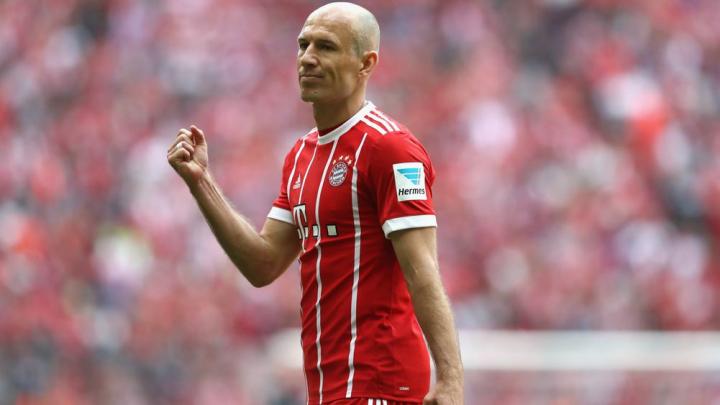 Finisce un'epoca: Robben annuncia l'addio al Bayern