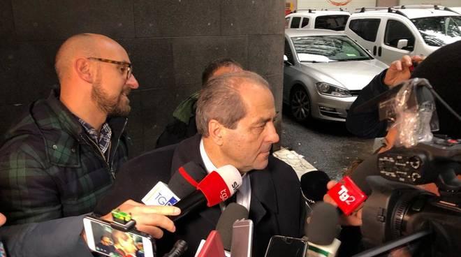 """Ponte Morandi / Di Pietro: """"Non fui io a firmare la convenzione con Autostrade"""""""