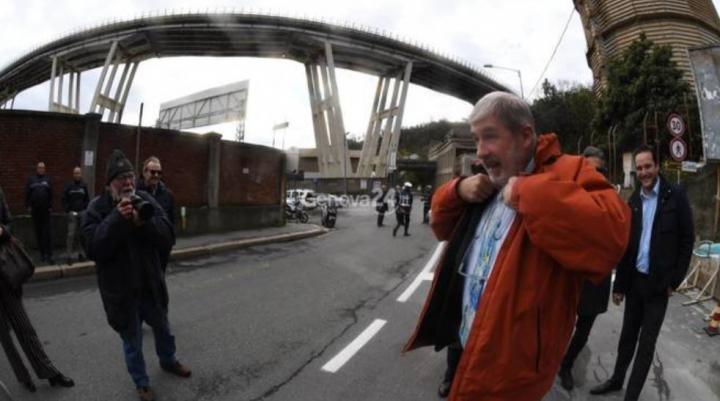Ponte Morandi: nessun progetto salvaguarda le prove
