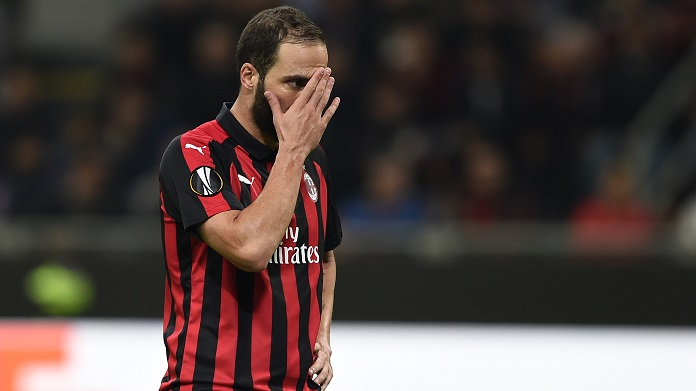The Dark Side of Gonzalo Higuain