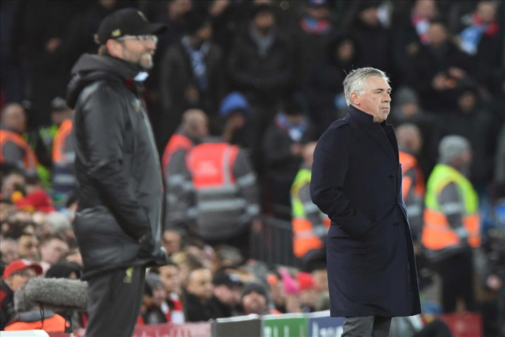 So Foot: «Liverpool, fallimento per Ancelotti e il Napoli»